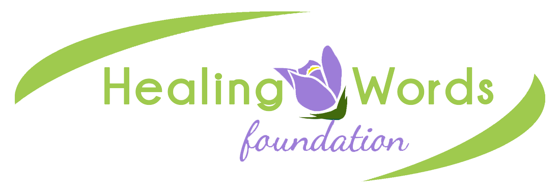 Healing Words Foundation logo